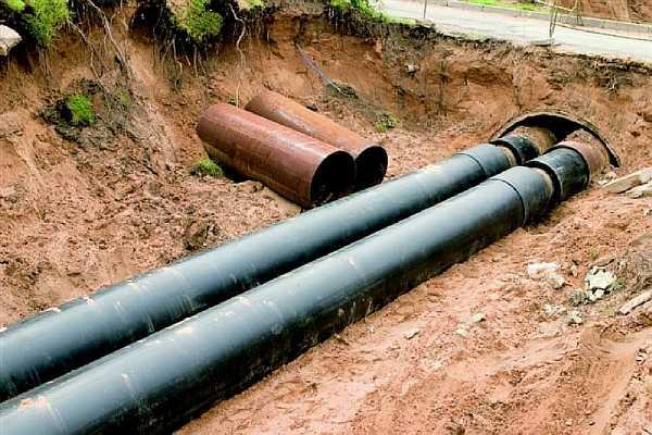 Сеть водопровода