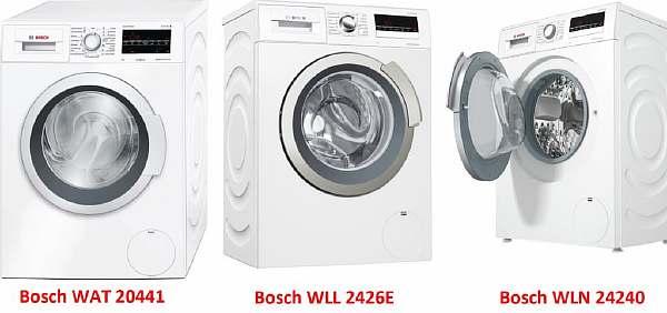 Машинки Bosch