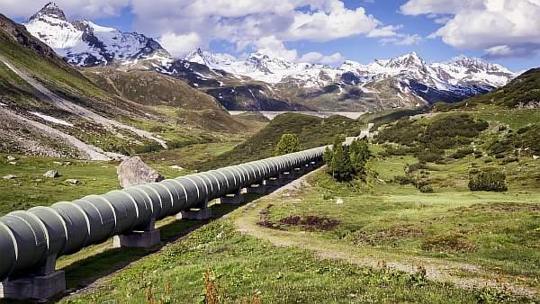Охранная зона нефтепровода
