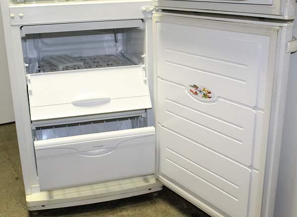 Морозильная камера на кухне