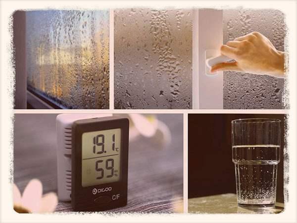 Влажность воздуха в квартире