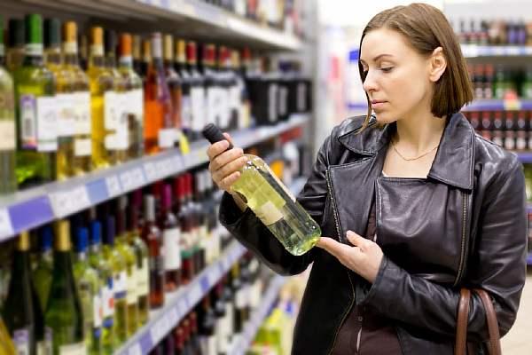 Продажа алкоголя в Саратовской области