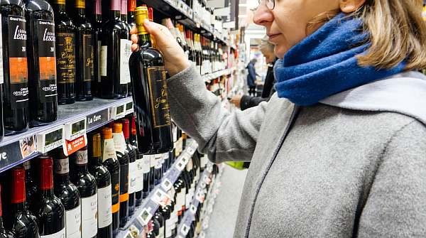 Продажа алкоголя в Московской области