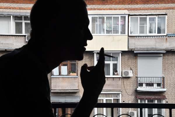 Курение в квартире