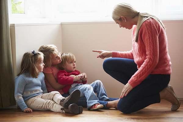 Непослушные дети
