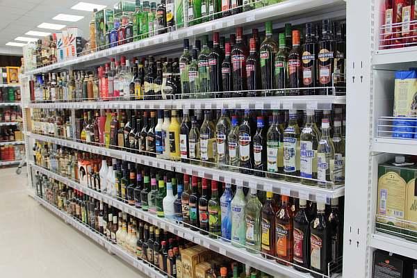 Запрет на продажу алкоголя в майские праздники