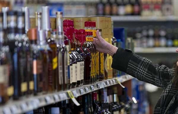 Выбор алкоголя